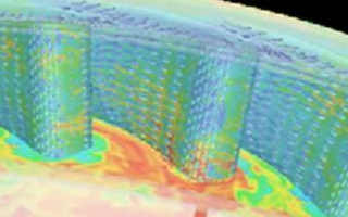 GE借助超级计算机来提高喷气发动机和发电装备的效率
