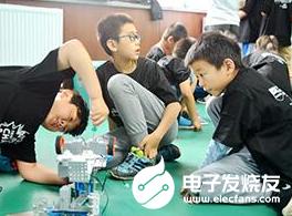 中國在國際機器人挑戰賽中占頭籌 并獲得25萬美元獎金