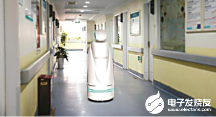 第二代智能消毒机器人抓紧生产 预计三月底就能够出...
