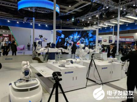 韩国发生超级传播 机器人企业挺身而出
