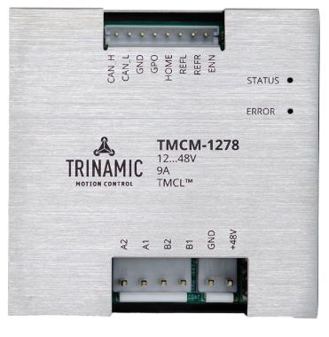 Trinamic推出大功率步進電機的完整解決方案