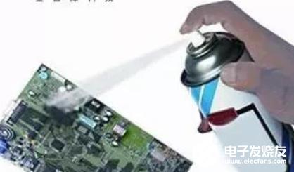 「硬见小百科」三防漆的作用与操作工艺