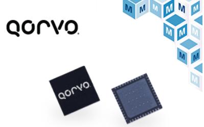 Qorvo QPA3069 S波段功率放大器在贸泽开售 助力国防和航空航天行业