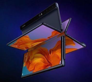 华为折叠屏手机Mate Xs即将亮相该机采用麒麟990处理器支持双模5G