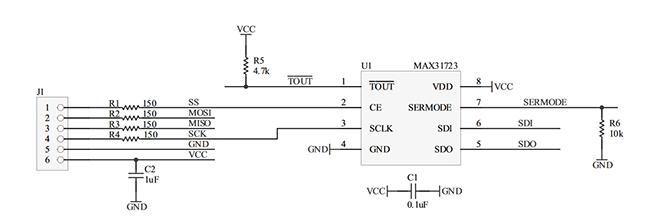 基于MAXREFDES220的心率和 SpO2 血氧傳感器的醫療監測電路設計