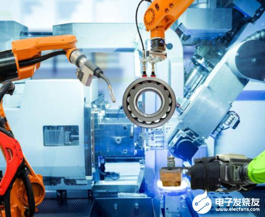 机器替换人工的进程或加快 智能制造将在更多的领域体现
