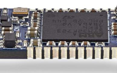 功能強大的STLINK-V3MINI (和V3MODS),尺寸僅15 x 30mm