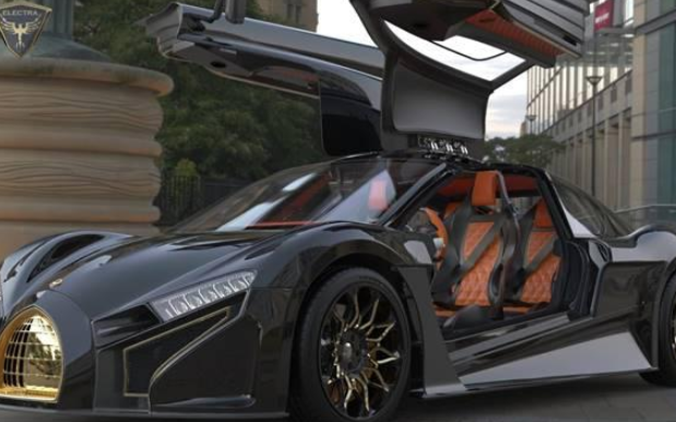 Electra將推出首款電動汽車