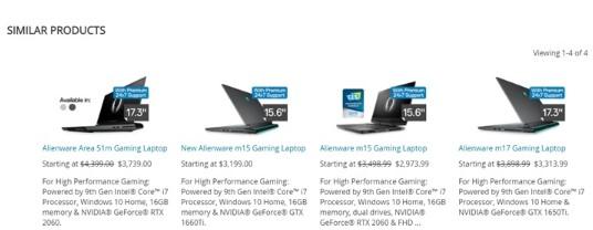 英伟达新款GTX 1650 Ti显卡即将推出,多款笔记本配置进行更新