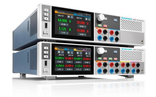 罗德与施瓦茨全新紧凑型电源NGP800拥有最高四...