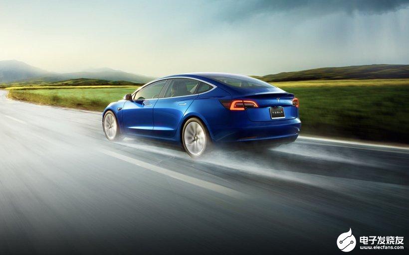 去年Model 3加州销量超过其他所有电动汽车的总合