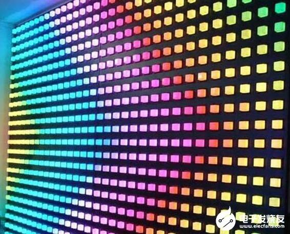 LED幕墙灯安装方法及注意事项