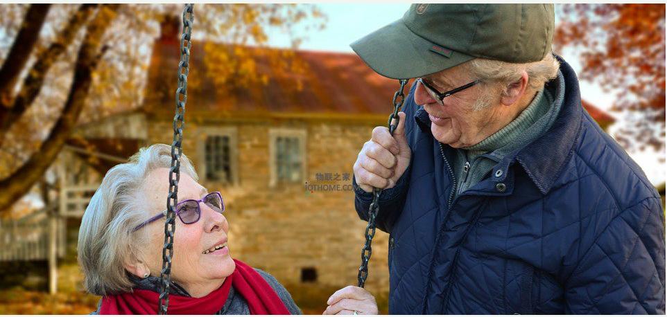 物联网可穿戴设备如何减轻变老的痛苦