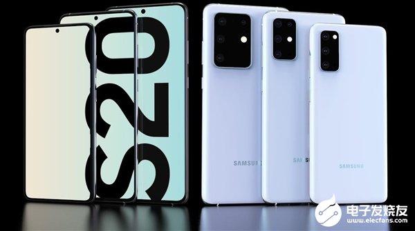 曝三星Galaxy S20系列首日銷量達70800臺