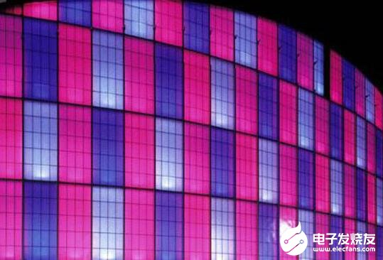 LED幕墻燈的原理_LED幕墻燈的優勢