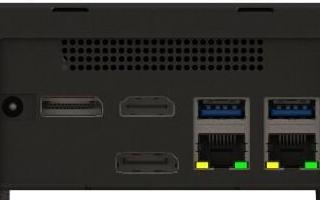 蓝宝石新推AMD Ryzen嵌入式主板Mini主机