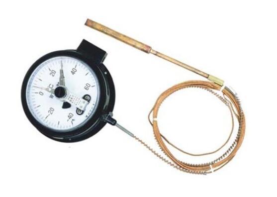 压力式温度计的正确使用