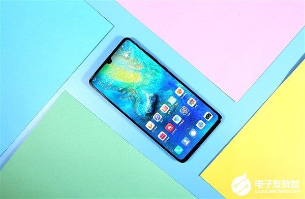 2019年华为手机发货量位居全球第二 且截止上个月5G手机发货量已超1000万台