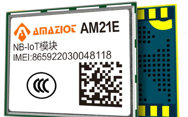 AM21E NBIOT模组的数据手册免费下载