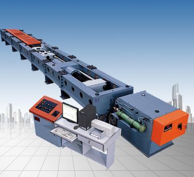 电子万能试验机的使用标准和操作步骤