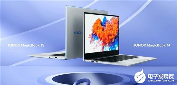 荣耀MagicBook 14/15.6发售海外市场,售价599英镑起