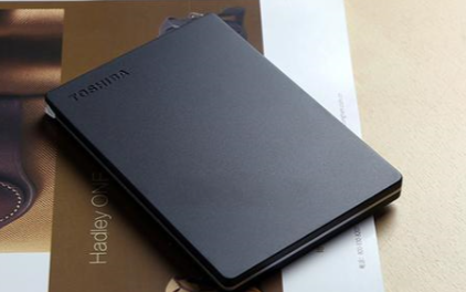 东芝2TB移动硬盘性价比之高,备份数据的首选