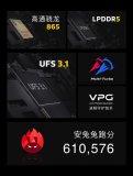 iQOO 3 5G安兔兔跑分超61万 刷新此前公布记录