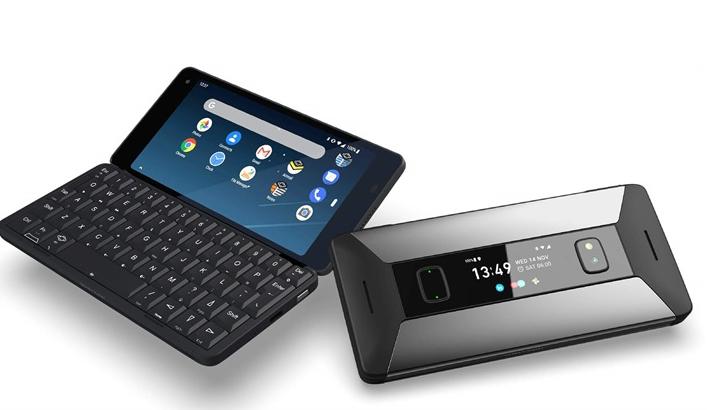 Cosmo Communicator手機支持Debian Linux系統和Android啟動
