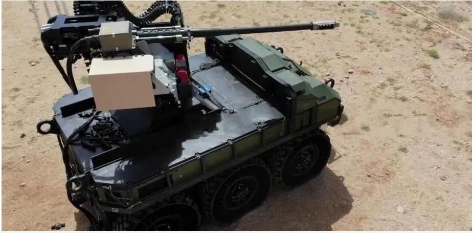人工智能2020年在軍事上的應用有哪些