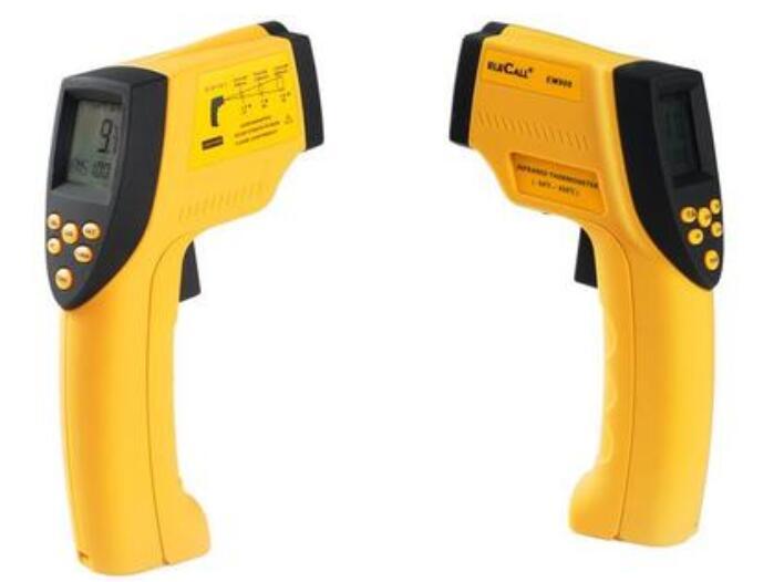 人体测温仪与工业测温仪有什么区别