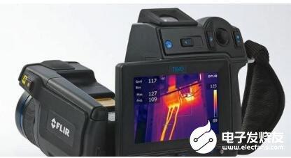 紅外線測溫儀與紅外熱像儀的區別