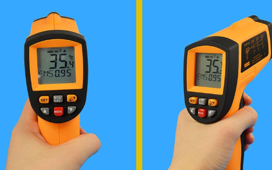 工業紅外測溫儀能測體溫嗎