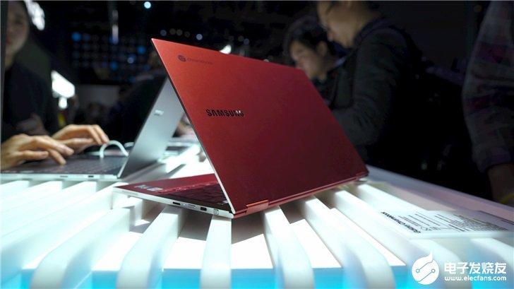 三星Galaxy Chromebook將在4月份開售,國內售價約7010元