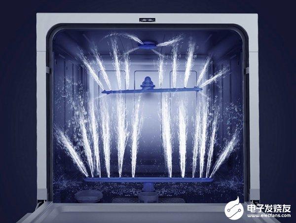 小米洗碗机正式开启众筹 众筹价999元起