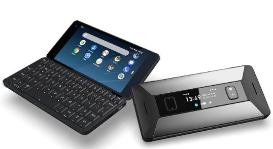 可同时启动Android和Linux系统的智能手...