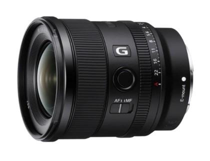 索尼FE 20mm F1.8 G大光圈镜头发布,可实现柔美的散焦效果