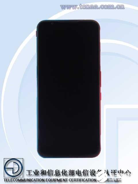 努比亚新机红魔5G手机亮相,采用后置竖排三摄方案