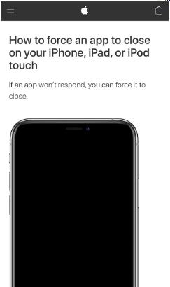 苹果表示滑动关闭应用程序对iPhone电池寿命有影响