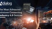 Dialog推出高度優化的IO-Link IC,助力連接下一代工業4.0設備