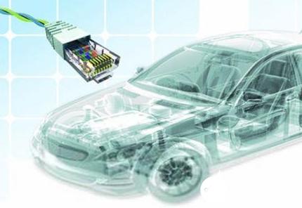 低功耗车载以太网PHY在高噪声环境中性能优异