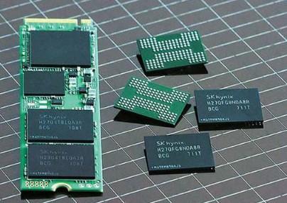 2019年Q4季度NAND闪存芯片出货量增长,2020年价格可能上涨