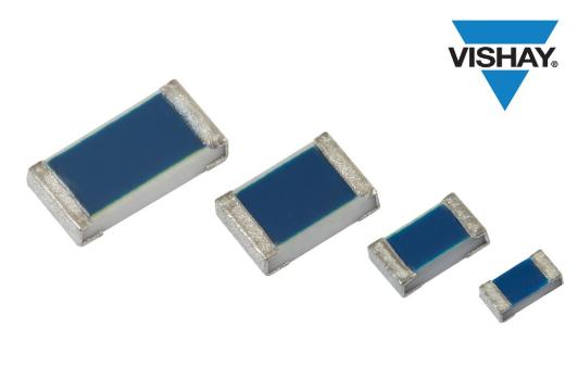 Vishay最新推出節省空間的小型0402外形尺寸新型器件