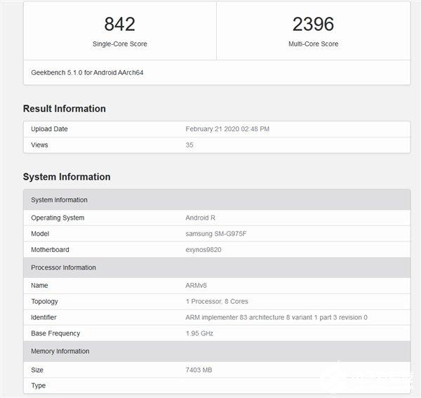 三星Galaxy S10+开始测试Android 11 预估明年1月开始陆续推送
