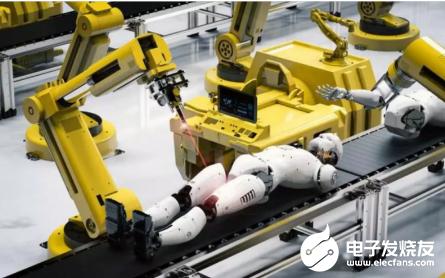 国内机器人行业转暖信号浮现 千亿市场即将蓄势待发