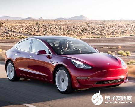 1月份新能源車型銷量榜 特斯拉被寶馬以微弱優勢反超