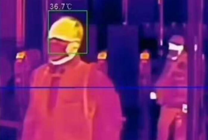 熱成像測溫儀原理說明