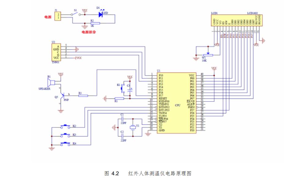 如何設計實現人體紅外測溫儀電路系統