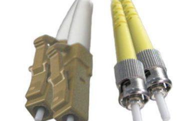 关于同轴电缆与双绞线与光缆的优缺点分析