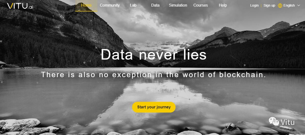 Vitu.AI正式推出国际版,目标为全球用户提供数字资产数据和研究服务