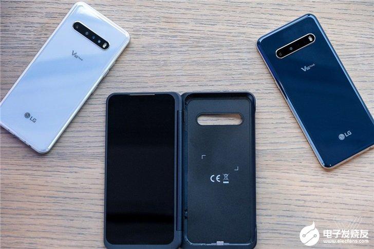 LG推出V60 ThinQ 5G,搭载骁龙865处理器与X55调制解调器